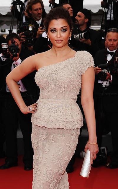 2011 Cannes Film Festival- Aishwarya Rai Bachchan