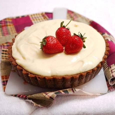 Cream Cheese Jelly Berry Pie
