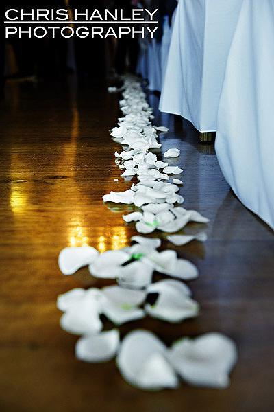 Green Earth Flowers wedding flowers