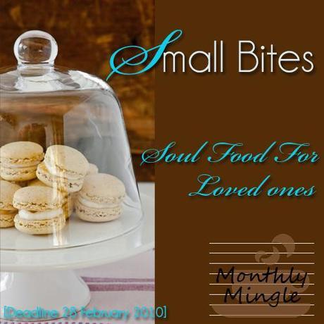 Cuor di Mela. Apple hearts- small bites -Monthy Mingle