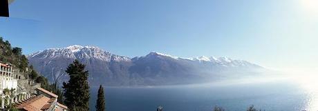 view  from La Limonaia