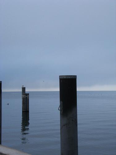 blue water-blue sky 13 jan 2011
