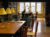 Mellow Yellow Monday Inside Vassar Library