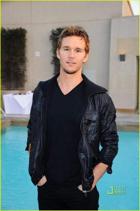 Ryan Kwanten at Oakley Summer Soiree