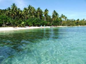 fiji lagoon