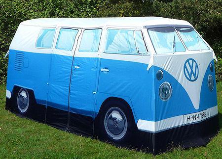 Volkwagen Camper Van Tent
