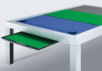 Chevillotte Pool Table