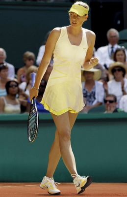 Tennis Fashion Fix: Maria Sharapova's 2011 French Open Look