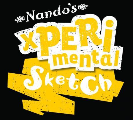"""Nando's x Monorex """"xPERImental Sketch"""""""