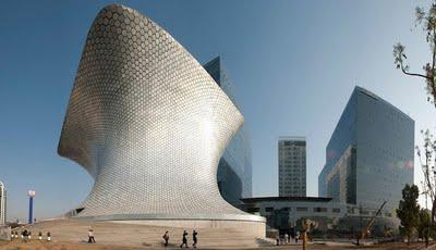 new work ::: Soumaya Museum