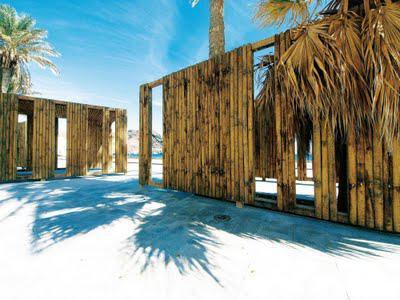 landscape ::: Las Negras Waterfront