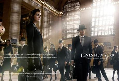 Fashion for Empowerment: Jones New York Savvy Campaign Ads