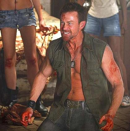 Grant Bowler liked playing the bad guy on True Blood