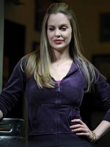 Kristin Bauer van Straten as vampire Pam
