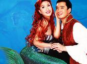 Rachelle Eric Santos Make Their Musical-theater Debut Atlantis Productions' Little Mermaid