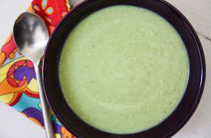 Ten minute Broccoli Soup