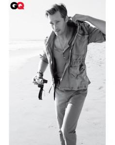 Alexander Skarsgard GQ Magazine June 2011