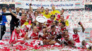 Ajax Win 30th Dutch Eredivisie: Video