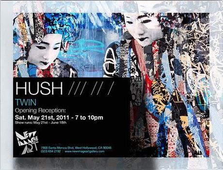 Hush - Solo Show in LA
