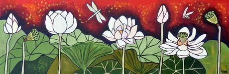 Lotus Pond VI