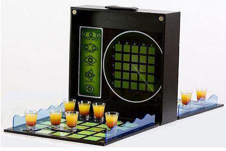Battleship Drinking Game