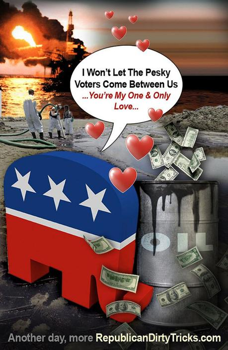 Florida GOP Lawmakers Live For Big Oil Image