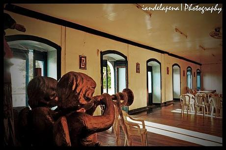 Laguna Church Series: San Sebastian Church