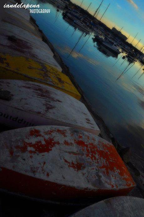 Manila Bay Sunset February 18, 2011
