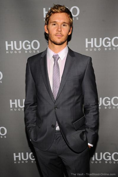 Ryan Kwanten attends HUGO on Greene Street