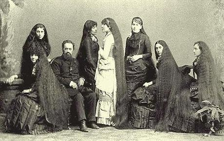 The Sutherland Sisters
