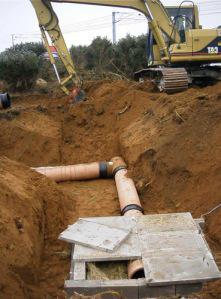 Badger Sett Construction