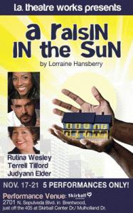 Audio of Rutina Wesley in 'A Raisin in the Sun' Now available on CD
