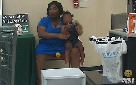 Best of: People of Wal-Mart. Trashy Picture List