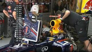 Sebastian Vettel fastest in final practice session  Mecha...