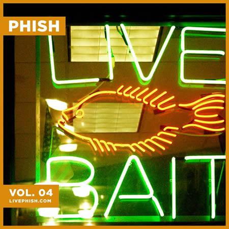 Phish: Live Bait Vol. 04