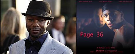 "Nelsan Ellis Directs short film – ""Page 36″"