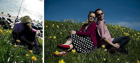 seaside engagement shoot Allison Dench (6)
