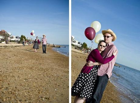 seaside engagement shoot Allison Dench (2)