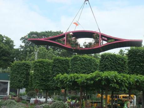 Diarmund Gavin's flying garden room
