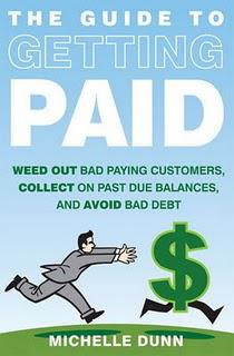 Michelle Dunn's newest book, The Guide to Getting Paid