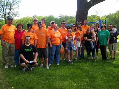 Pittsburgh Walk for Williams Syndrome 2011