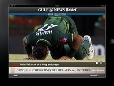 Gulf News Launches iPad Edition: Case Study