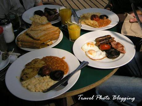 English Breakfast - The Organic Way