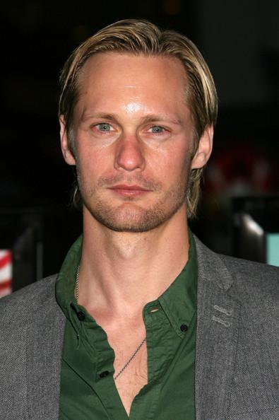True Blood's Alexander Skarsgård
