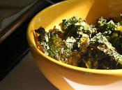 Easy Cheezy Kale Chips Recipe