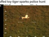 News: Stuffed Tiger Sparks Police Hunt