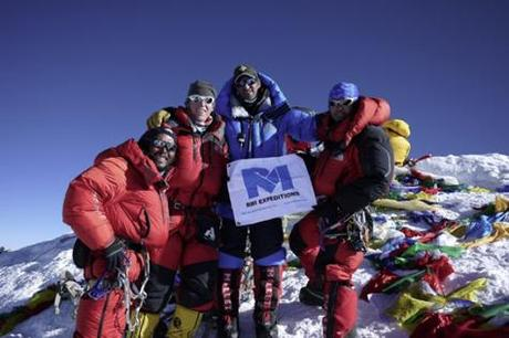 Himalaya 2011: Dave Hahn Notches 13th Summit Of Everest