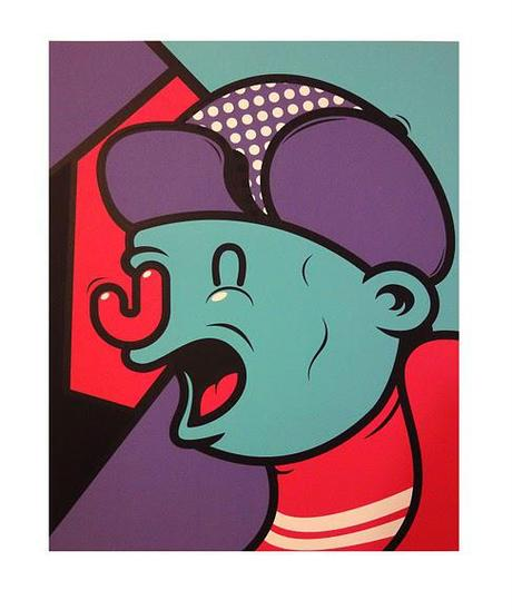 Mr. Penfold — Jolly Blokes Print