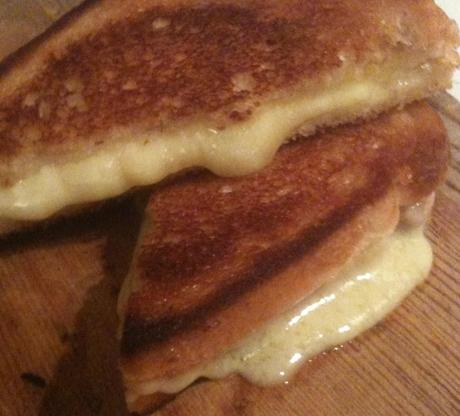 The recipes: the perfect grilled cheese sandwich