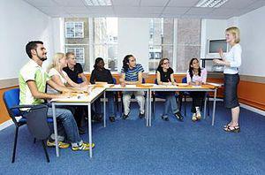 EC London - Classroom